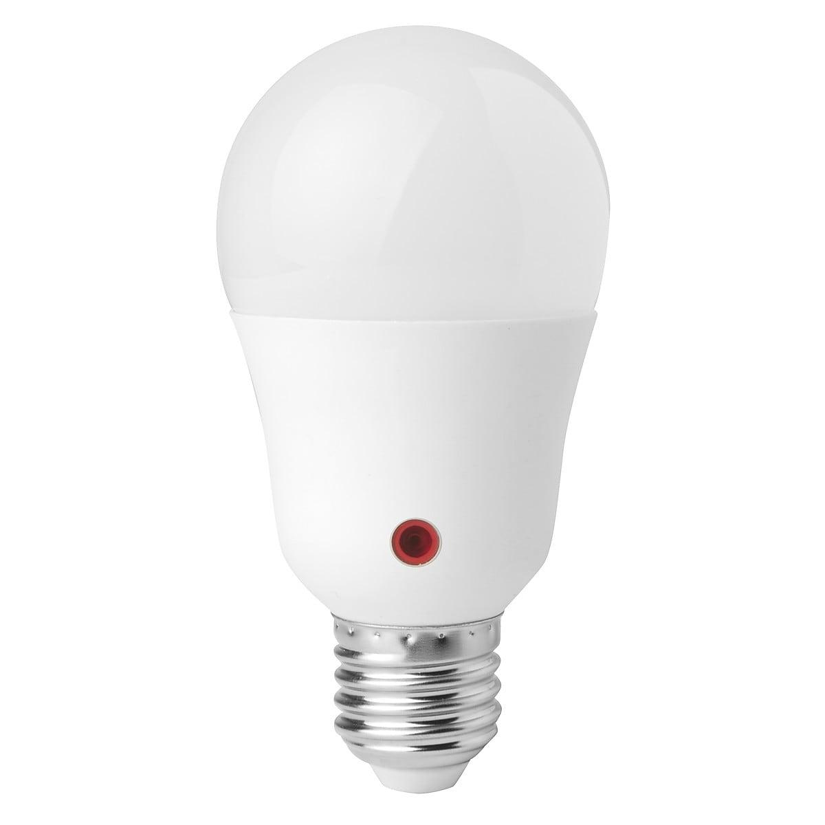 LED-lampa med skymningsrelä E27 Northlight