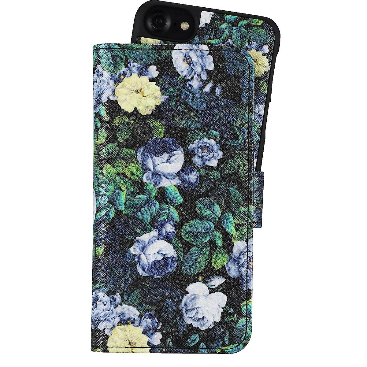 Lompakkokotelo iPhone 8, Holdit