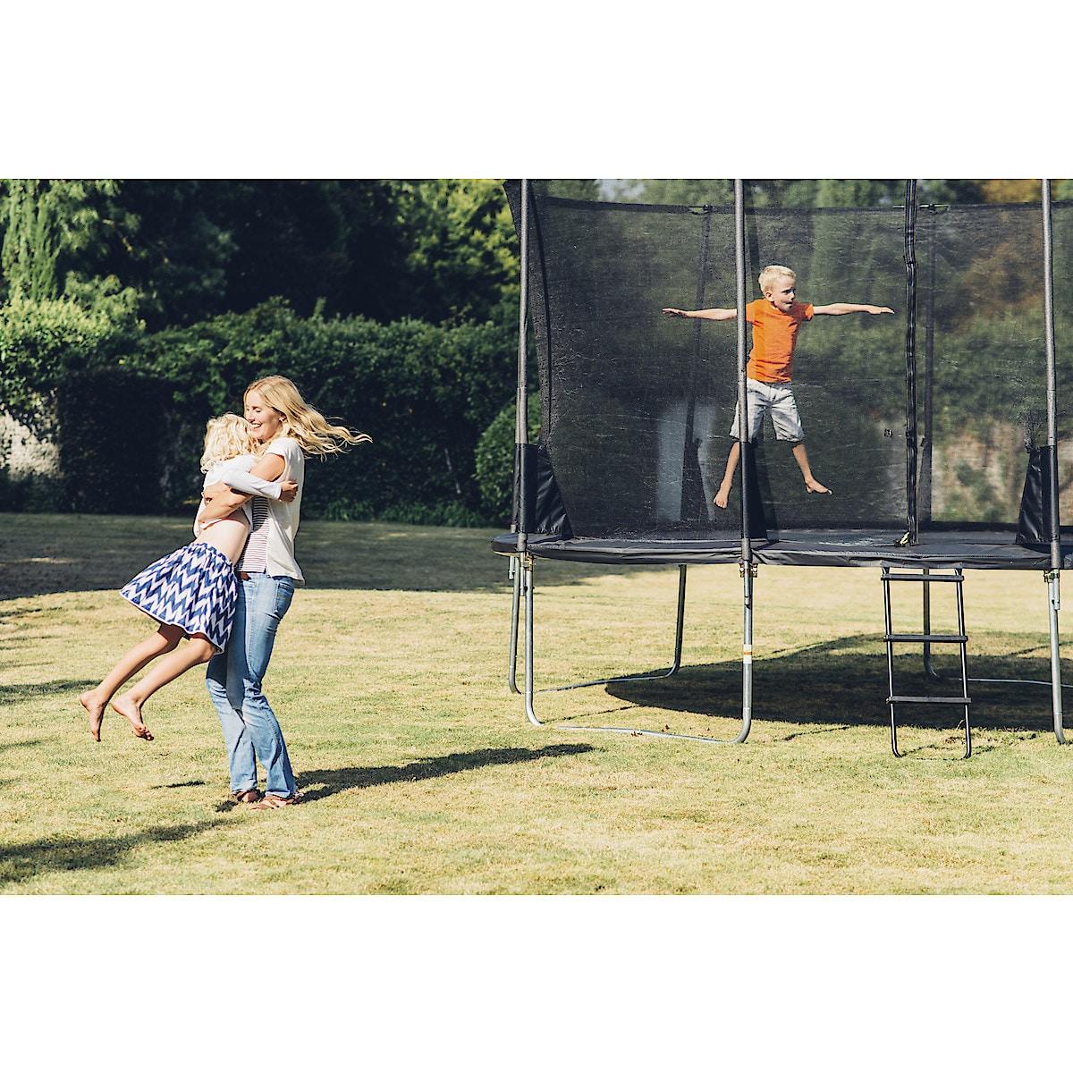 Plum Spacezone II 3,7 m trampoline