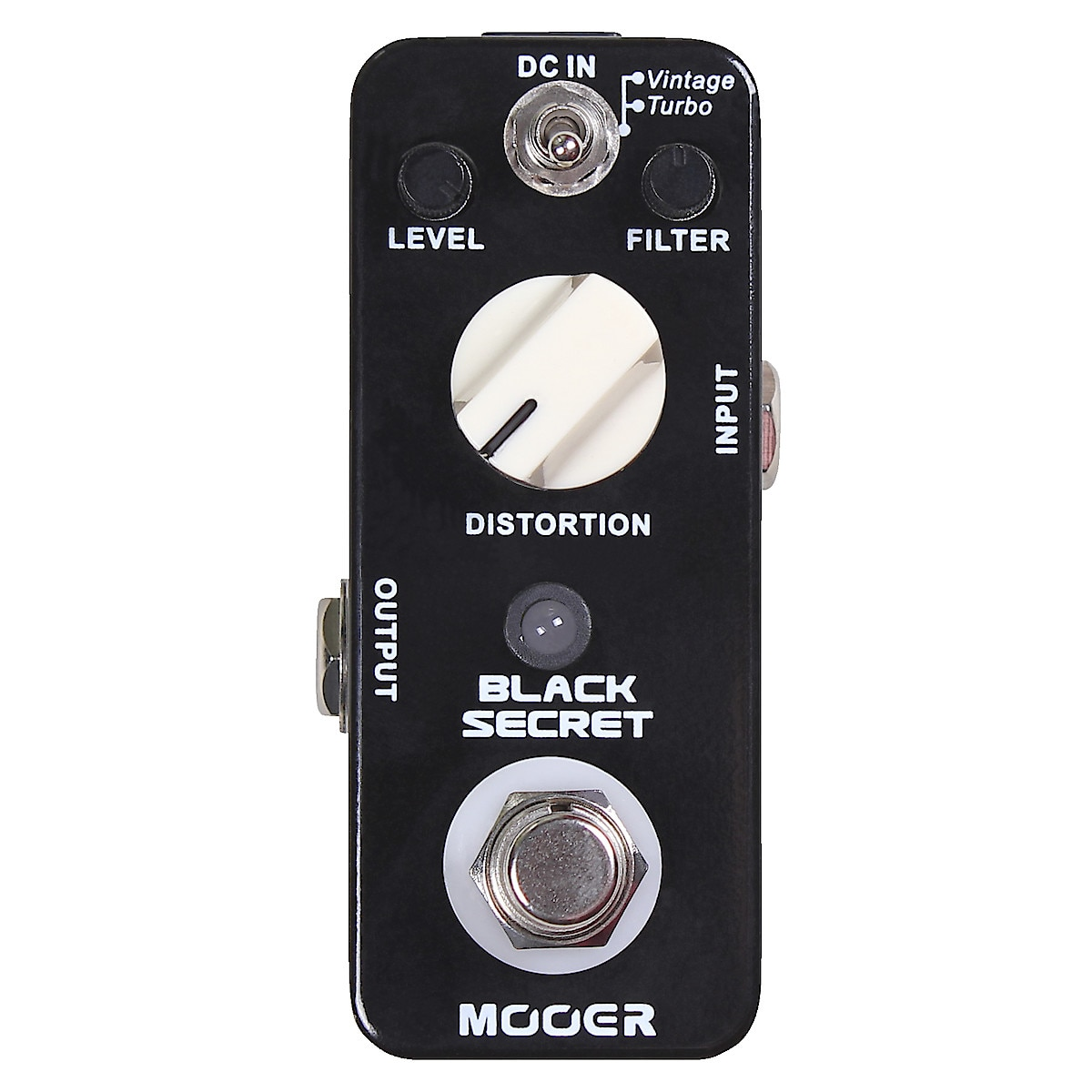 Pedal Mooer Black Secret
