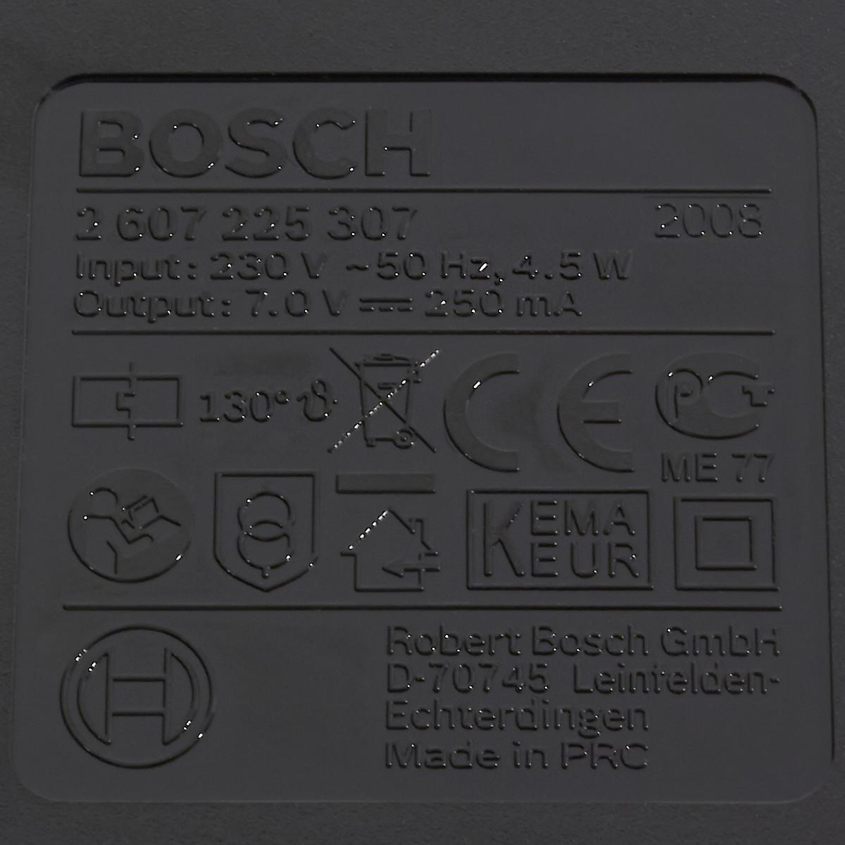 Bosch ISIO IIIAnniversary lader | Clas Ohlson