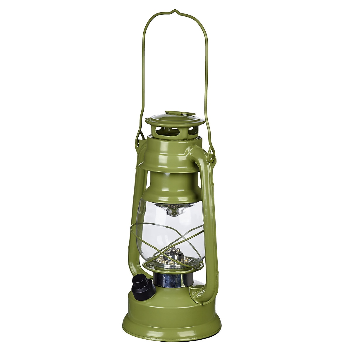 Northlight Battery-Operated LED Storm Lantern