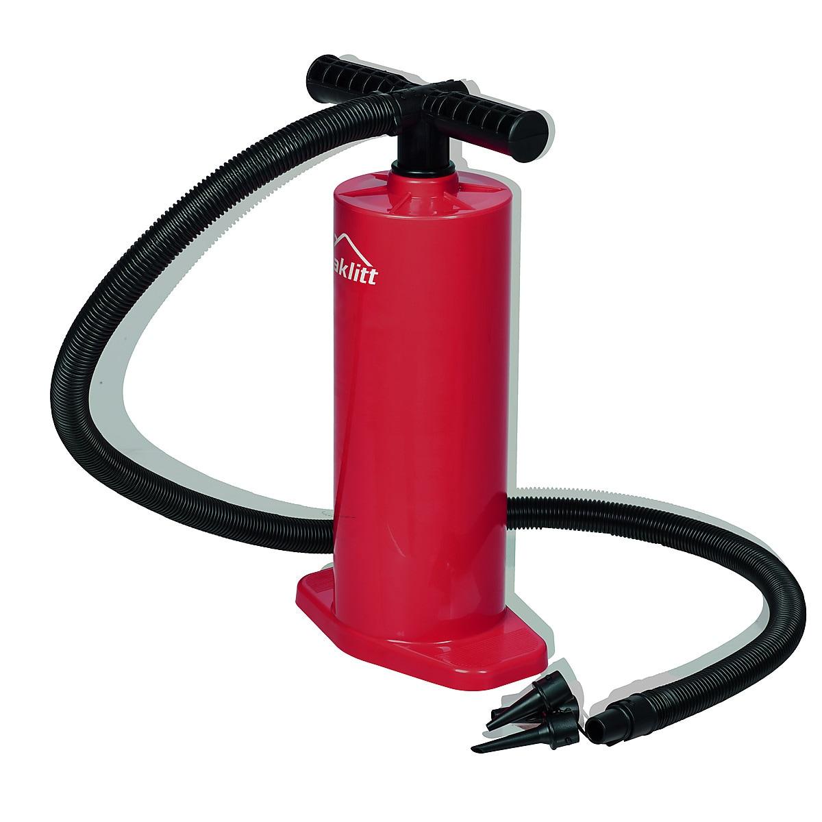 Asaklitt pumpe