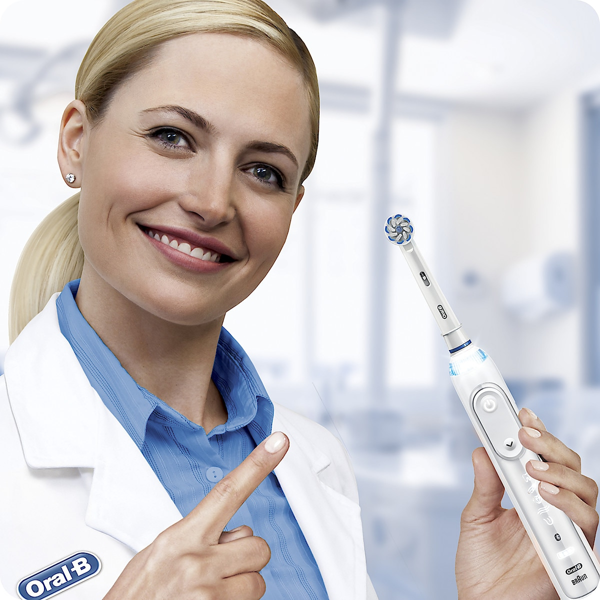 Harjapää Oral-B Sensitive Ultrathin