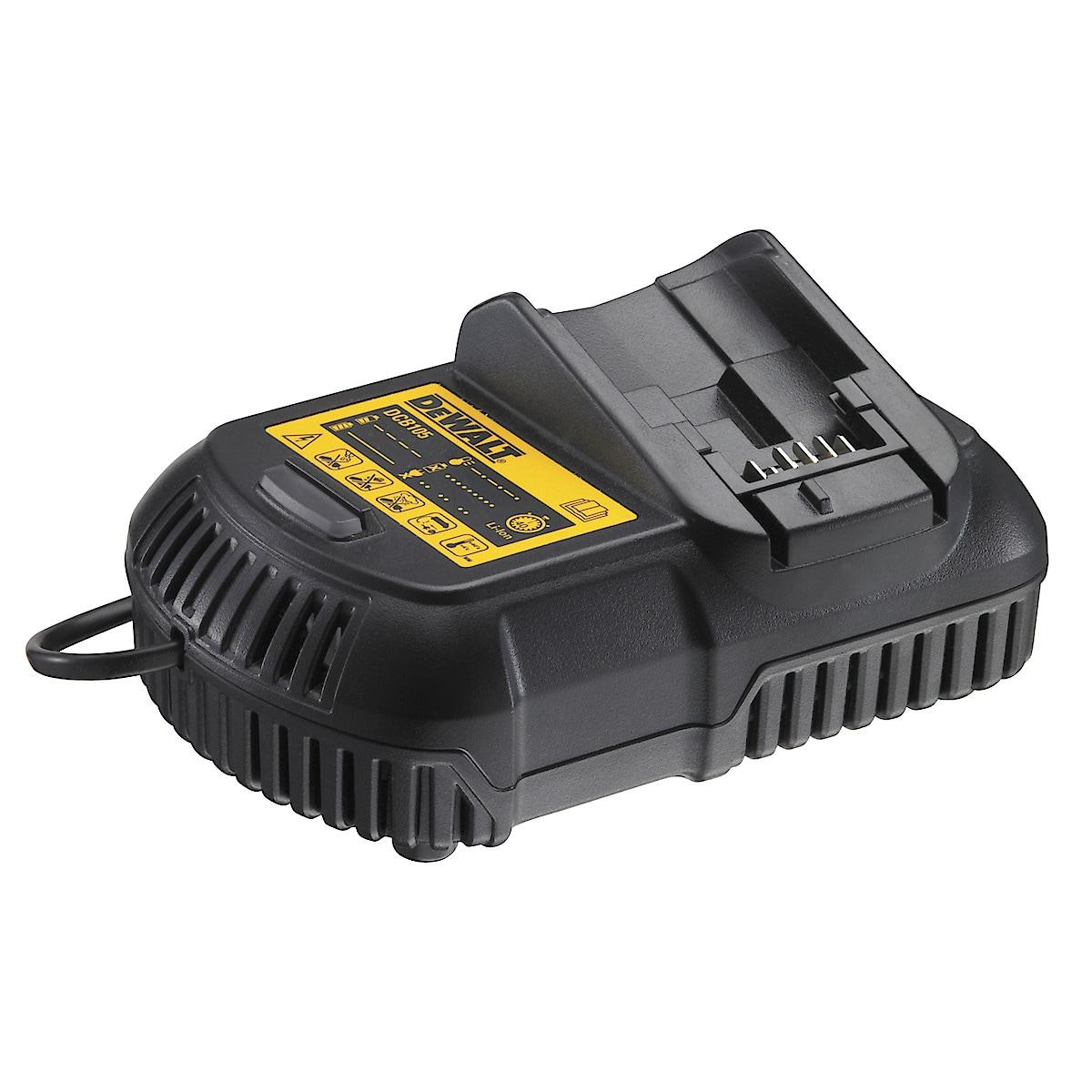 Batteriladdare Dewalt XR DCB105