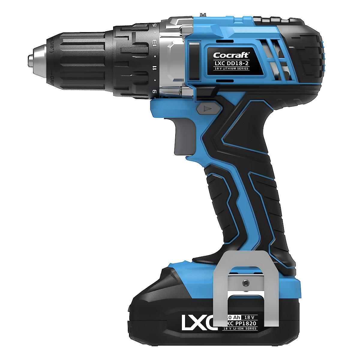 Cocraft LXC DD18 Drill Driver