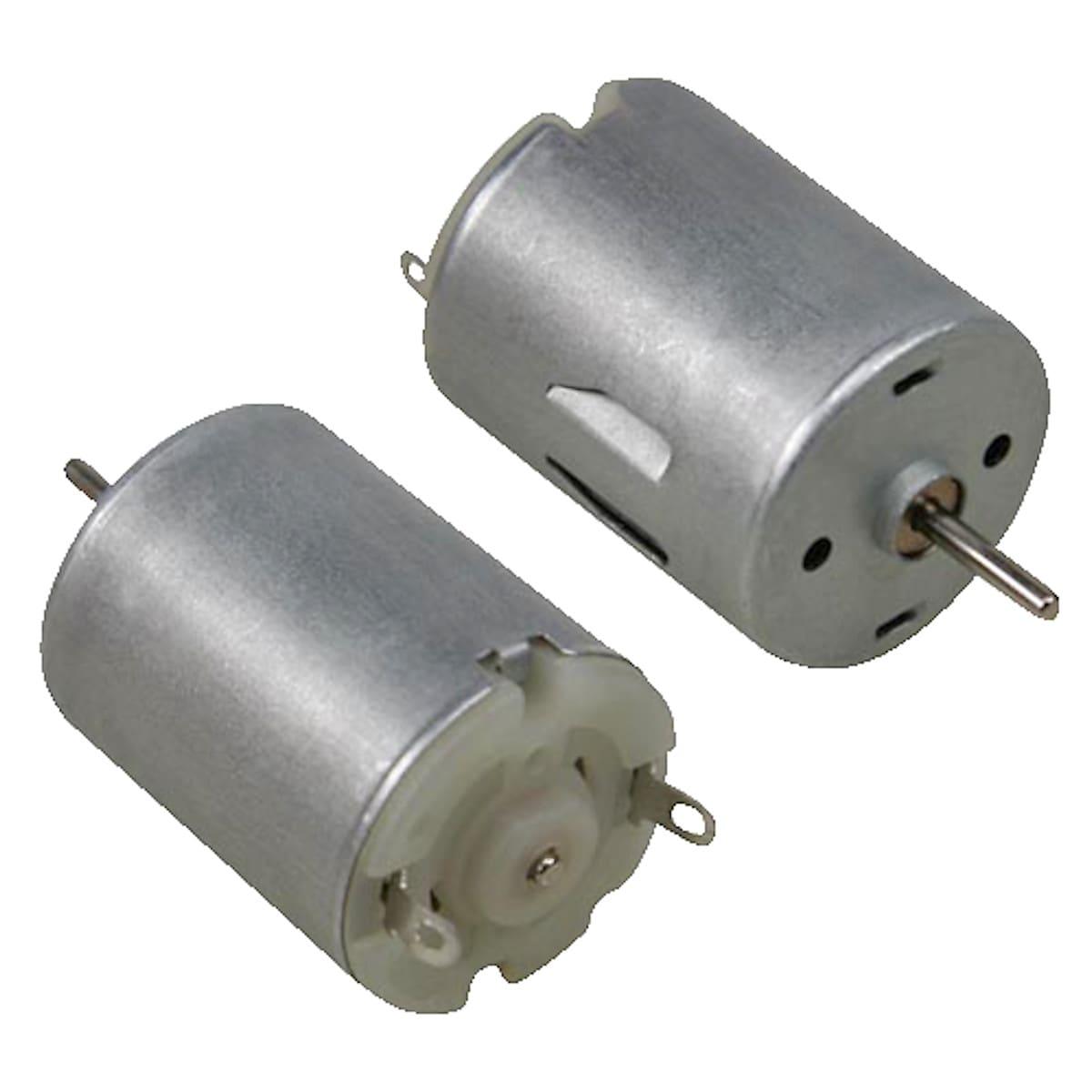 Sähkömoottori 6 V