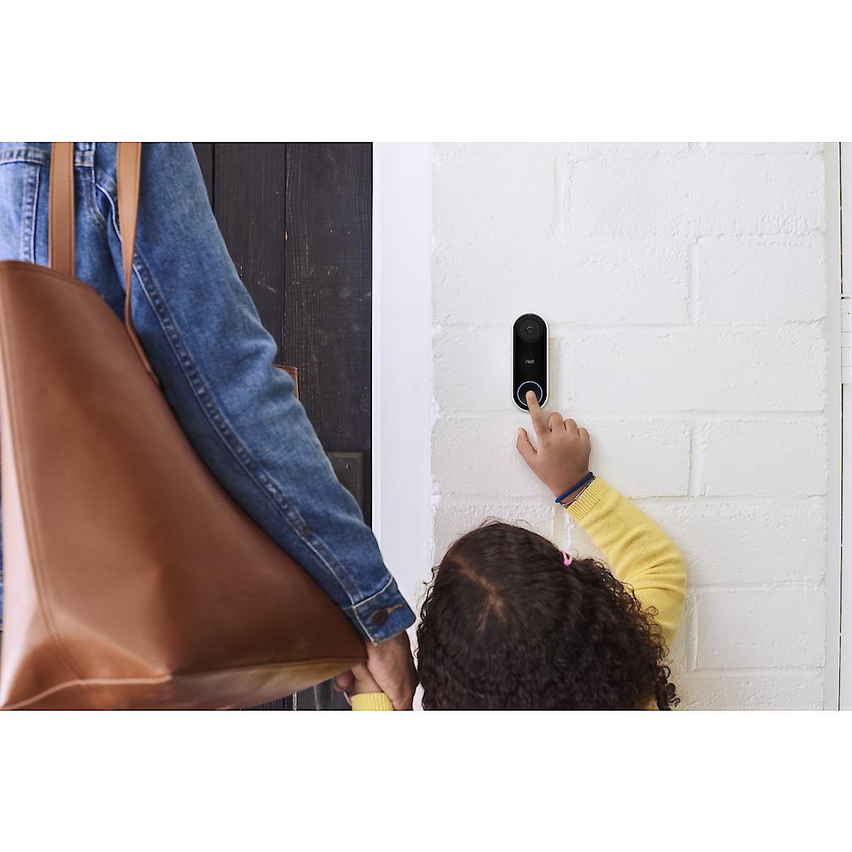 Dörrklocka med kamera, Google Nest Hello