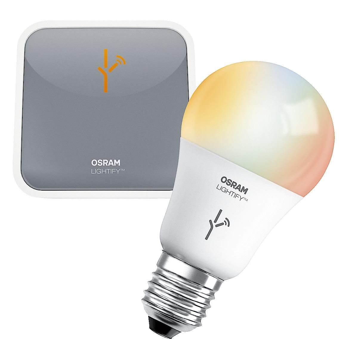 Aloituspakkaus Osram Lightify