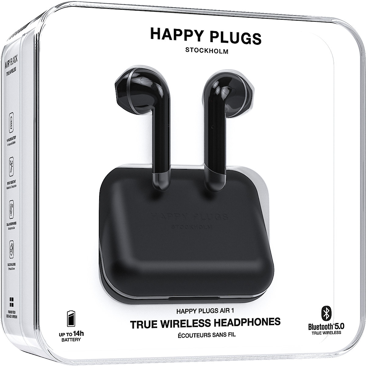Langattomat kuulokkeet, Air 1 Happy Plugs