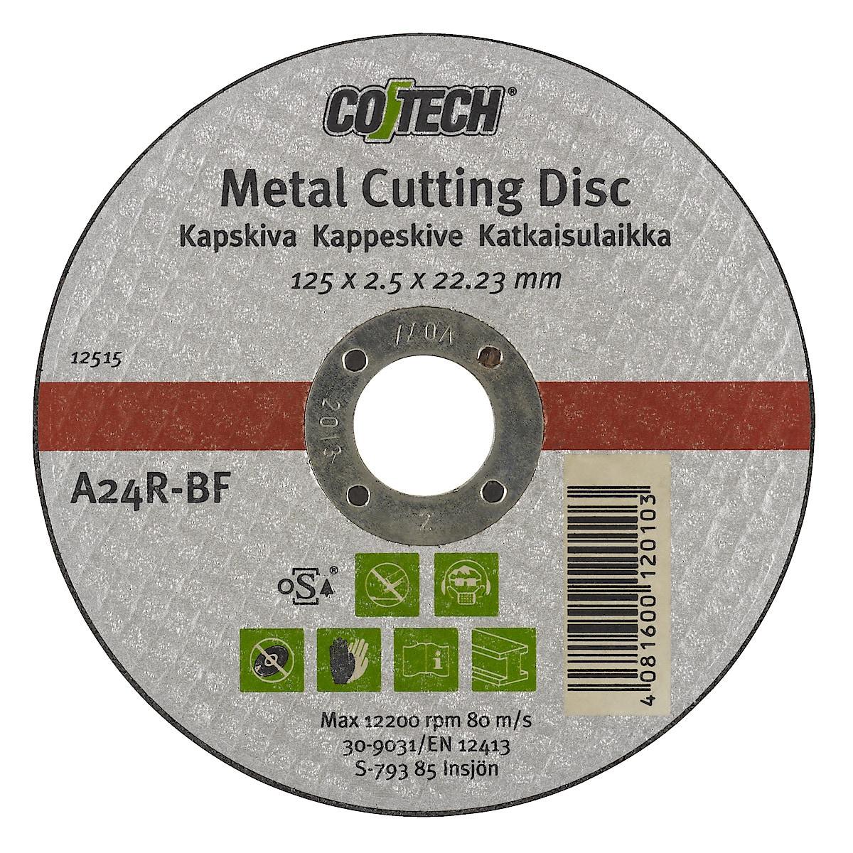 Cotech Metal Cutting Disc