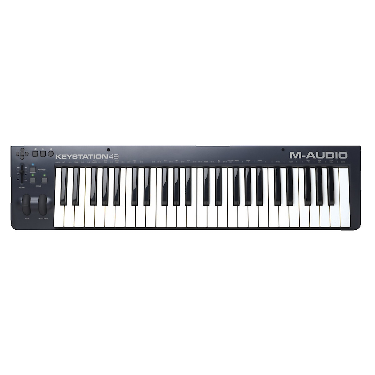 USB-kontroll, Keyboard  M-Audio Keystation 49 II