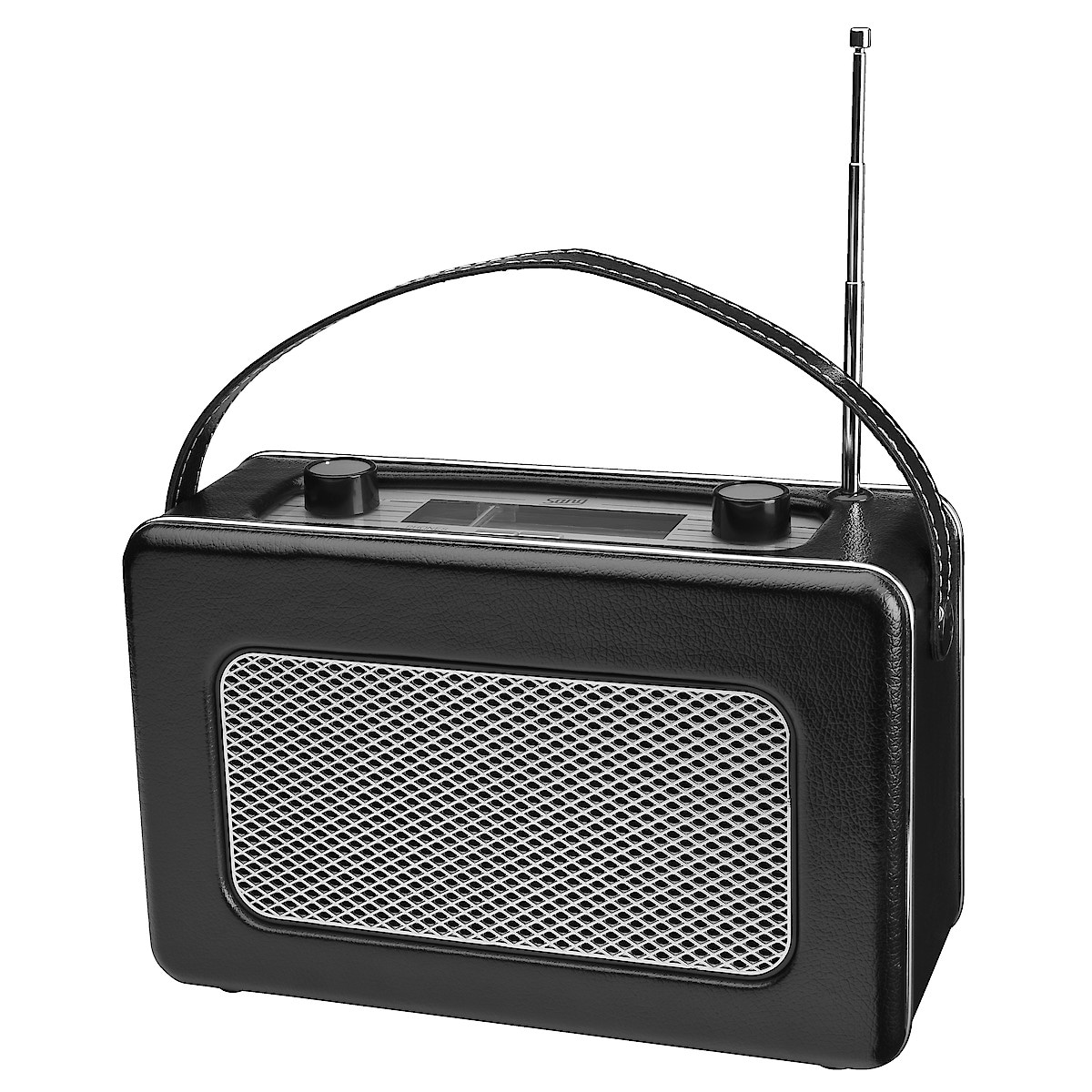 AM/FM retroradio