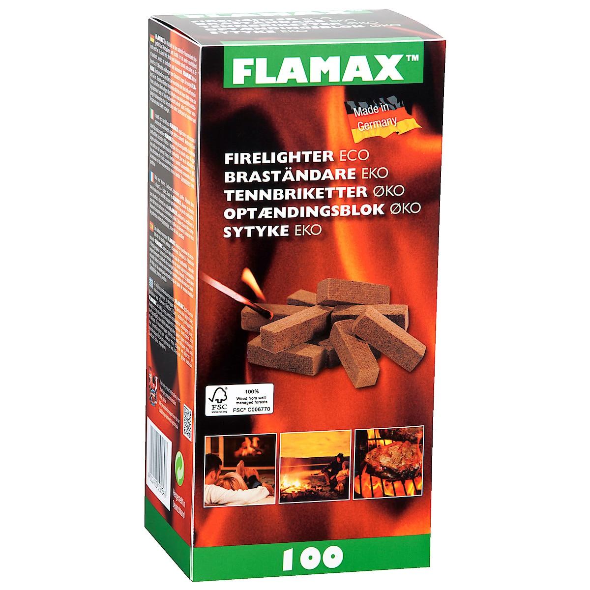 Tändkuber Flamax