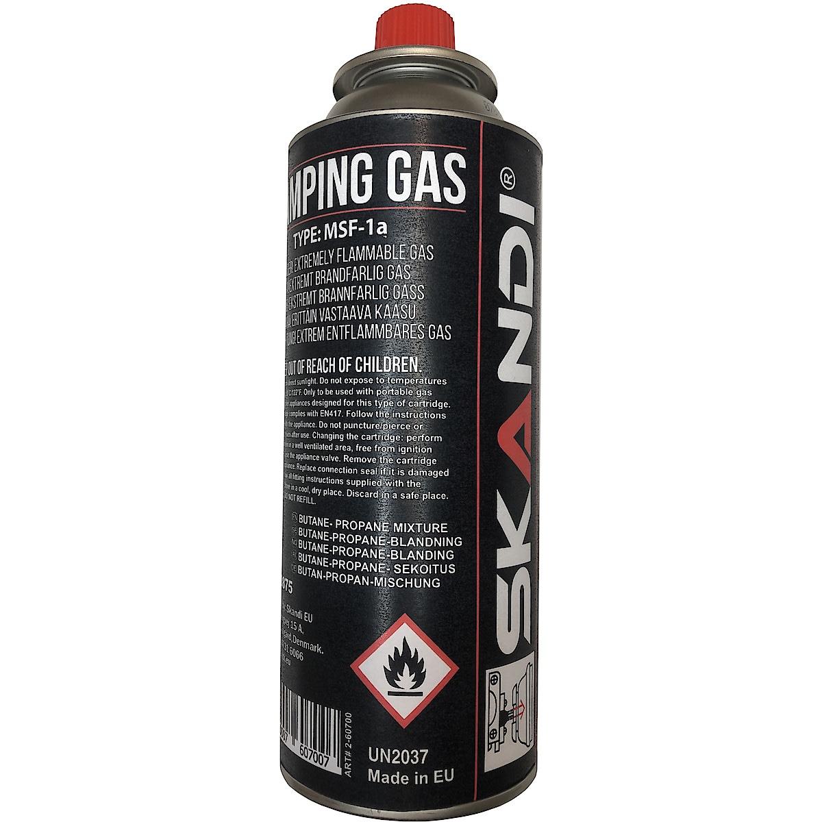 Gassflaske, 227 g