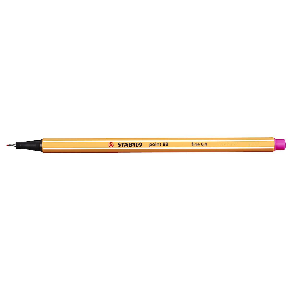 Stabilo Point 88 Fineliner Pen Set