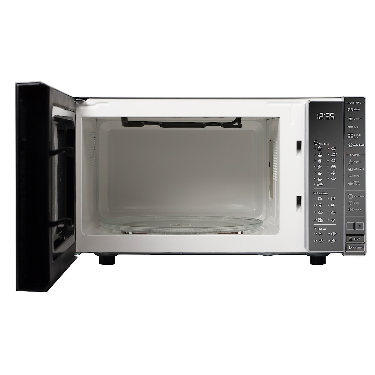 Mikrowelle mit Grill, Whirlpool MWP 303 M