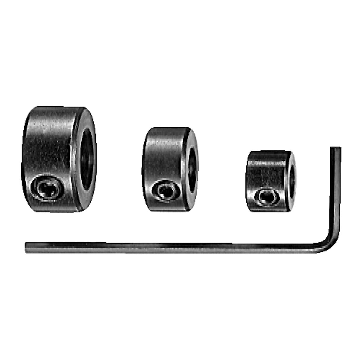 Bosch Drill Bit Stop Collar Set