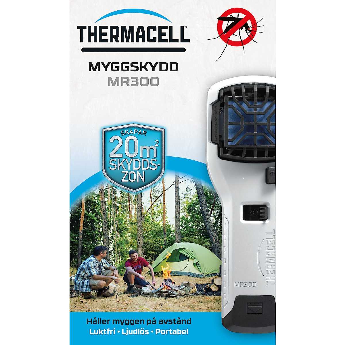 Myggskydd portabelt Thermacell MR300