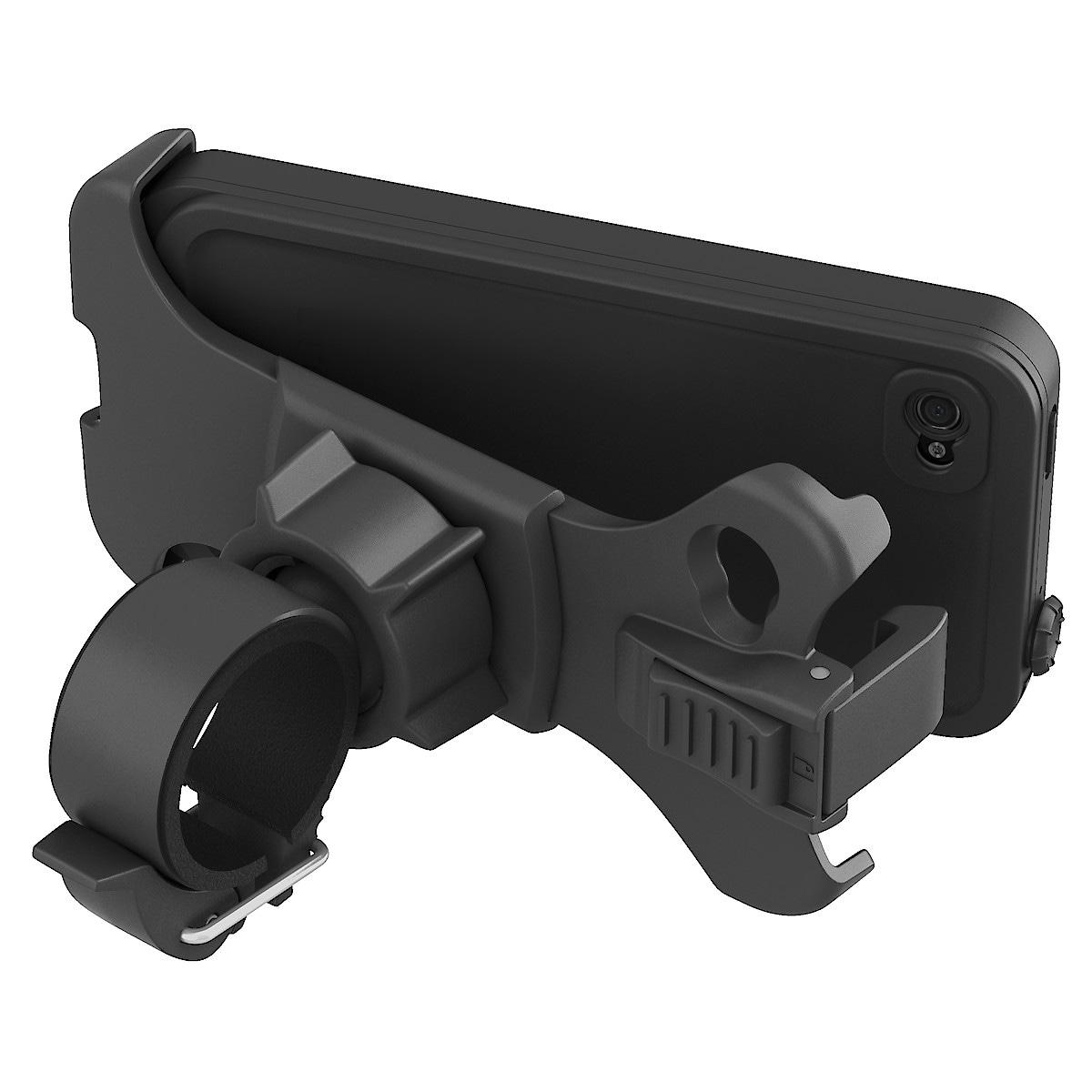 Polkupyöräkiinnike iPhone 4:lle/4S:lle Lifeproof