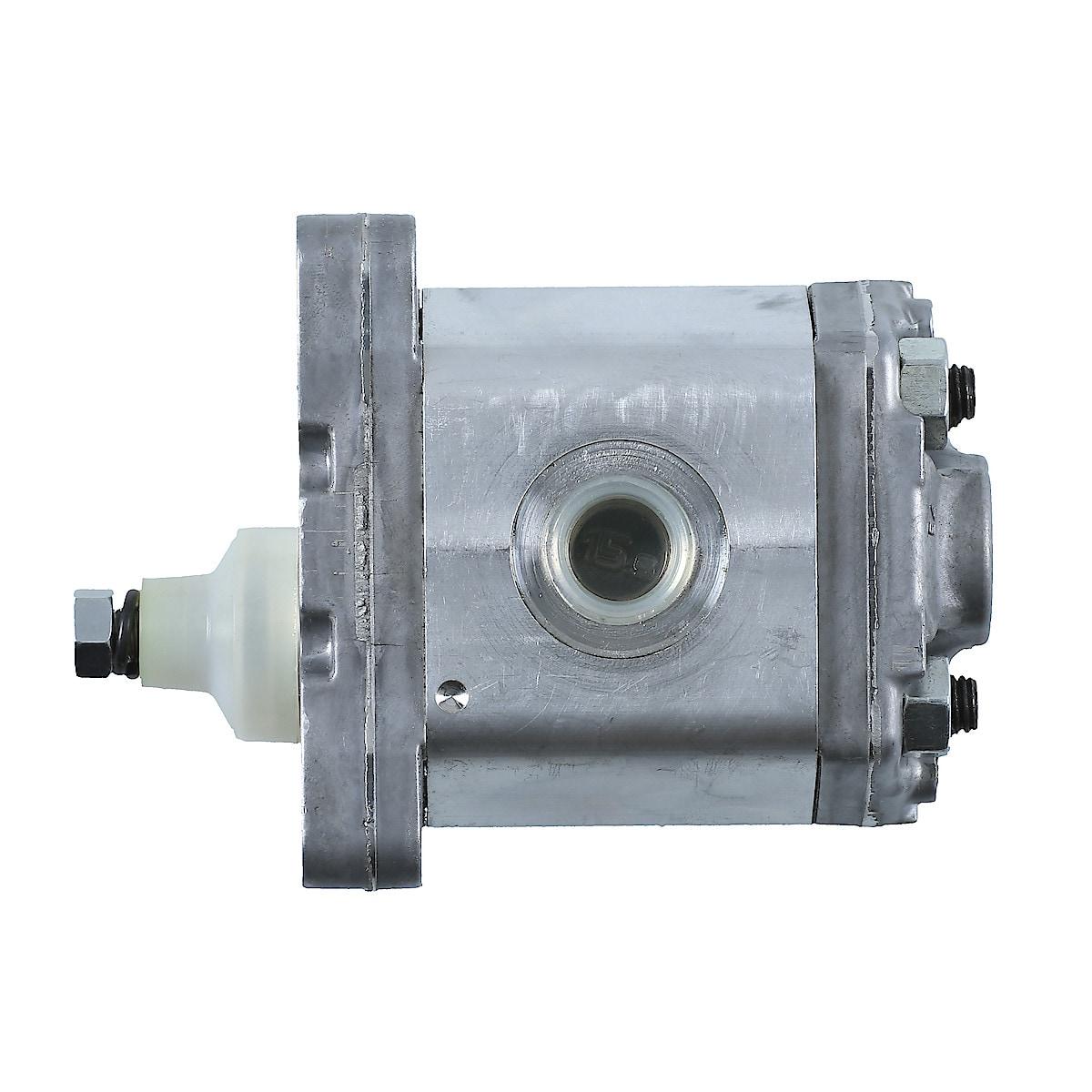 Pump för 1400 rpm motor