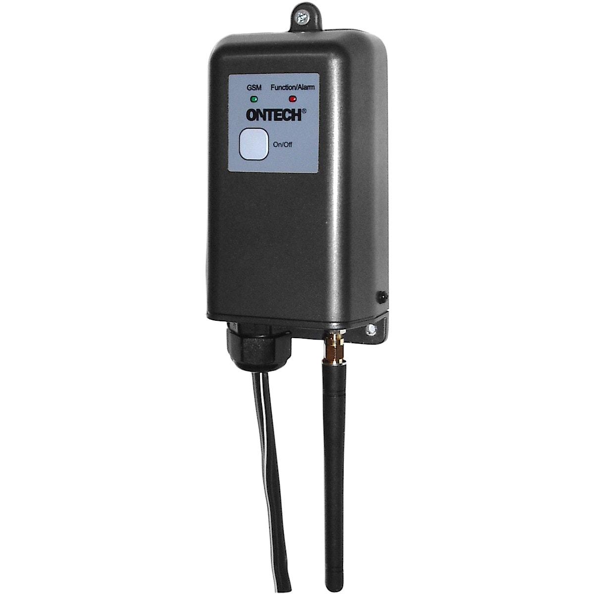 GSM-larm/fjärrstyrning Ontech GSM 9025