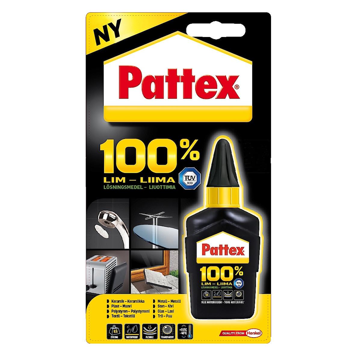 100 % lim Pattex