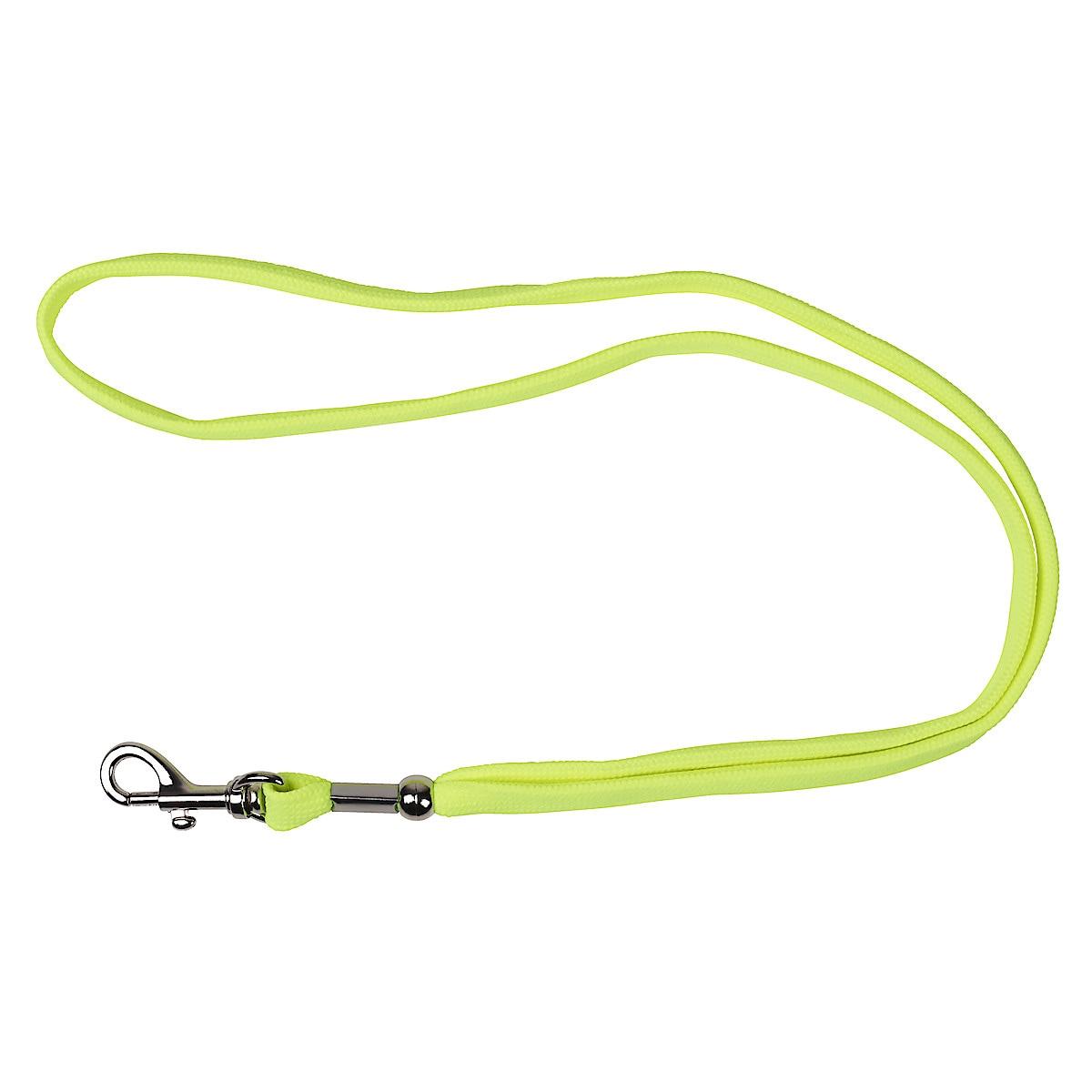 Halsrem med karbinhake för nycklar