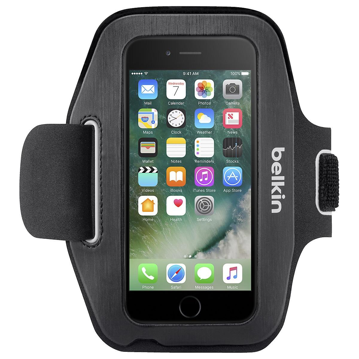 Belkin Sport Fit sportsarmbånd for iPhone 7