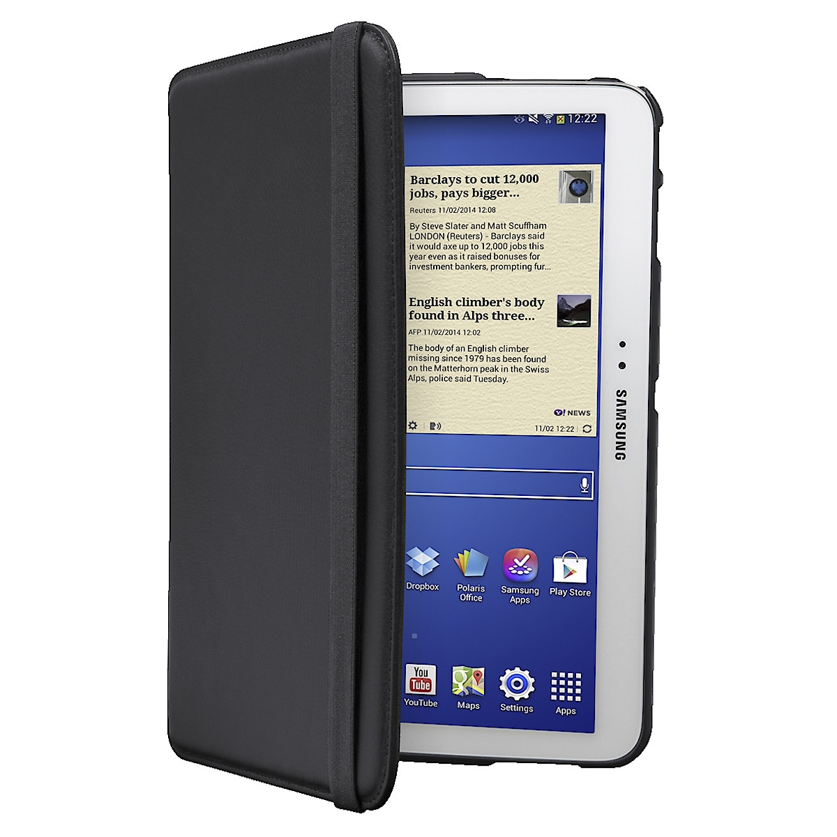 Kotelo Samsung Tab 4 -mallille, 10,1