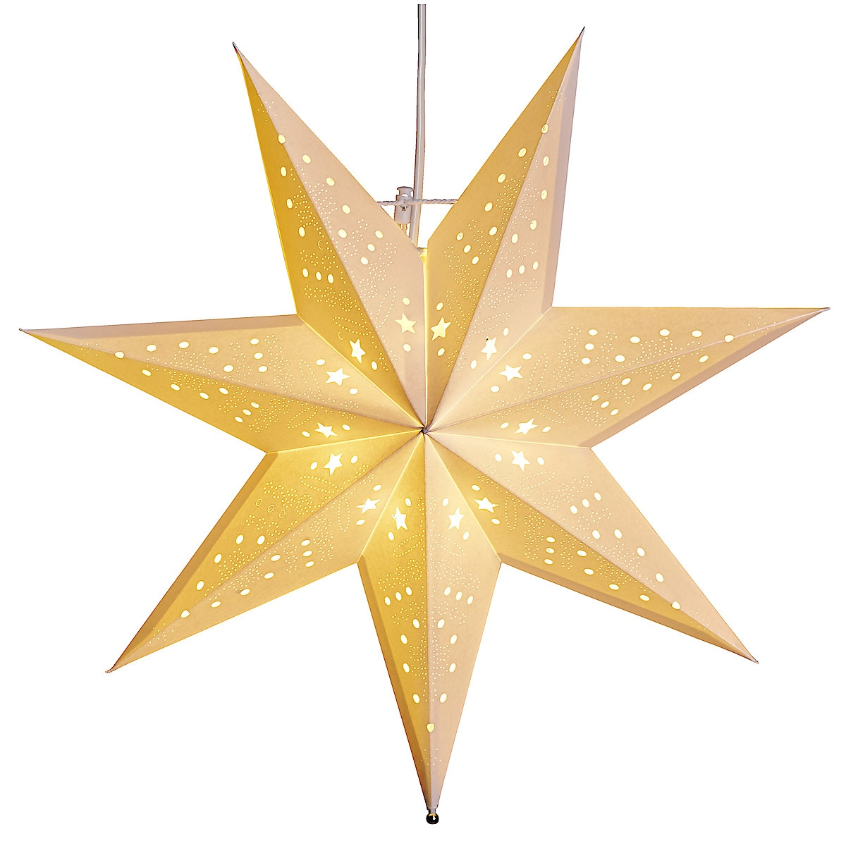 Adventsstjärna 40 cm