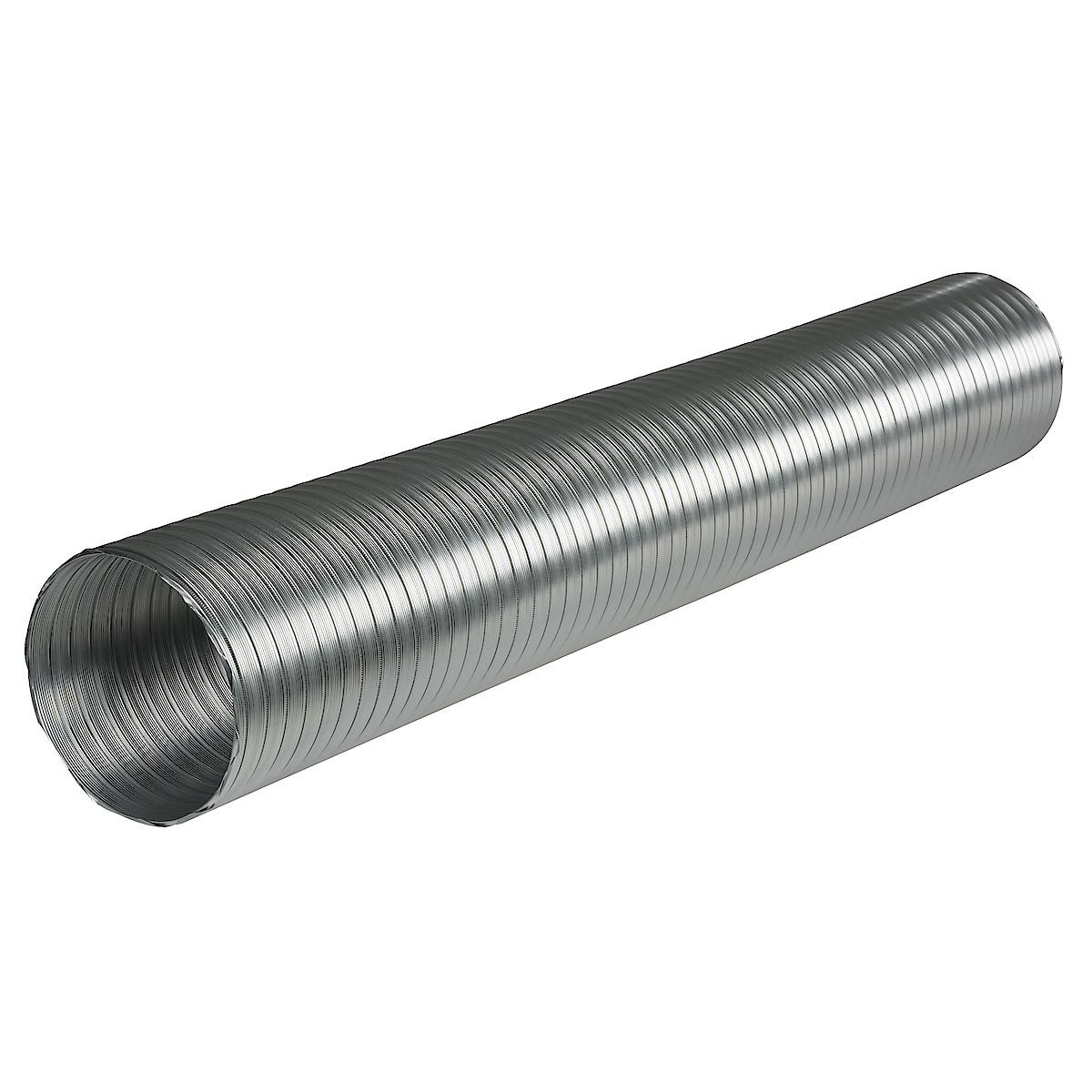 Flexibel ventilationsslang