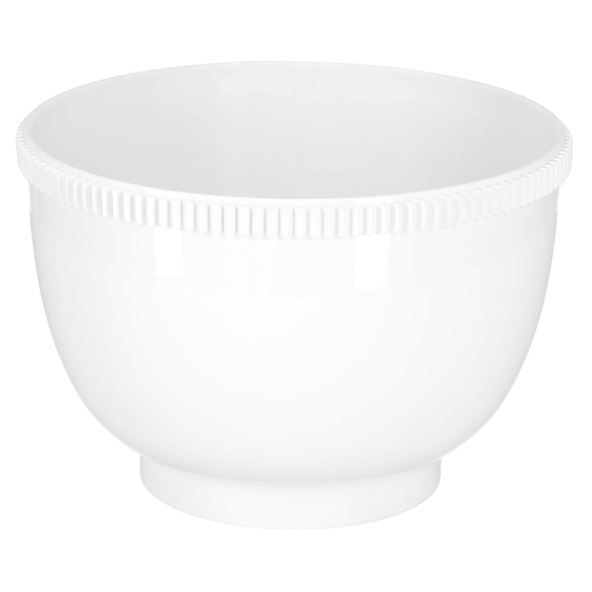 Hand Mixer with Rotating Bowl