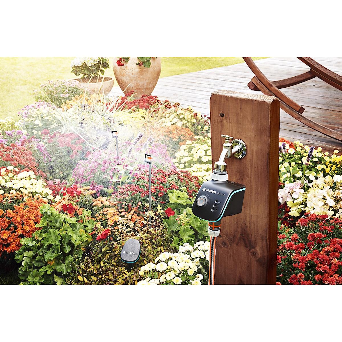 Kastelujärjestelmä Smart System, Gardena