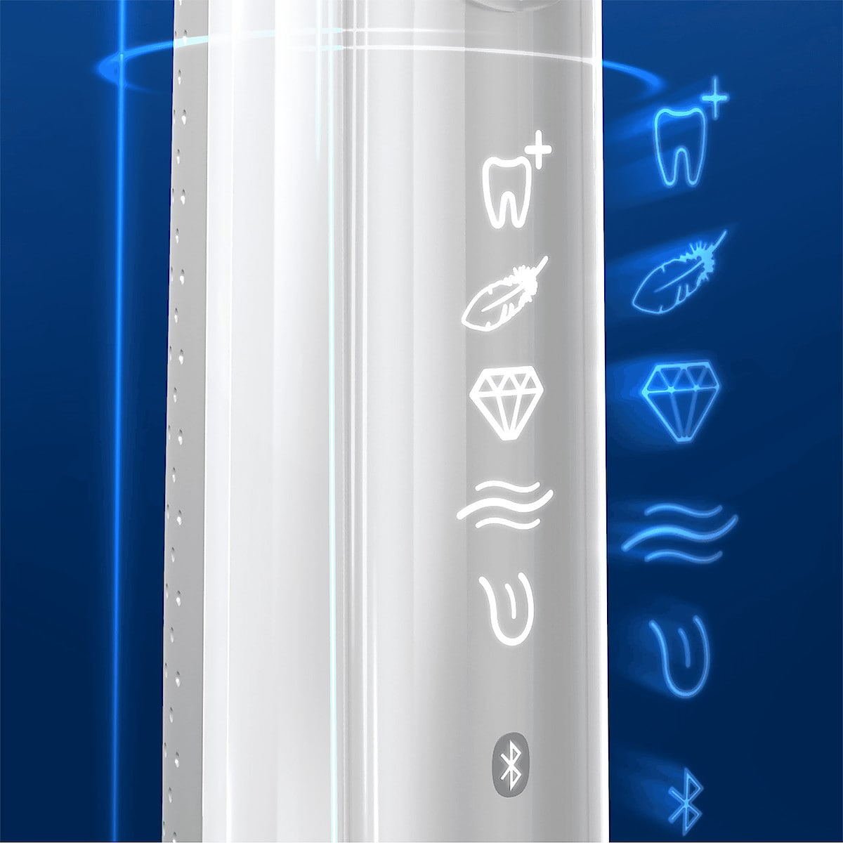 Oral-B Genius X 20300W, elektrisk tannbørste
