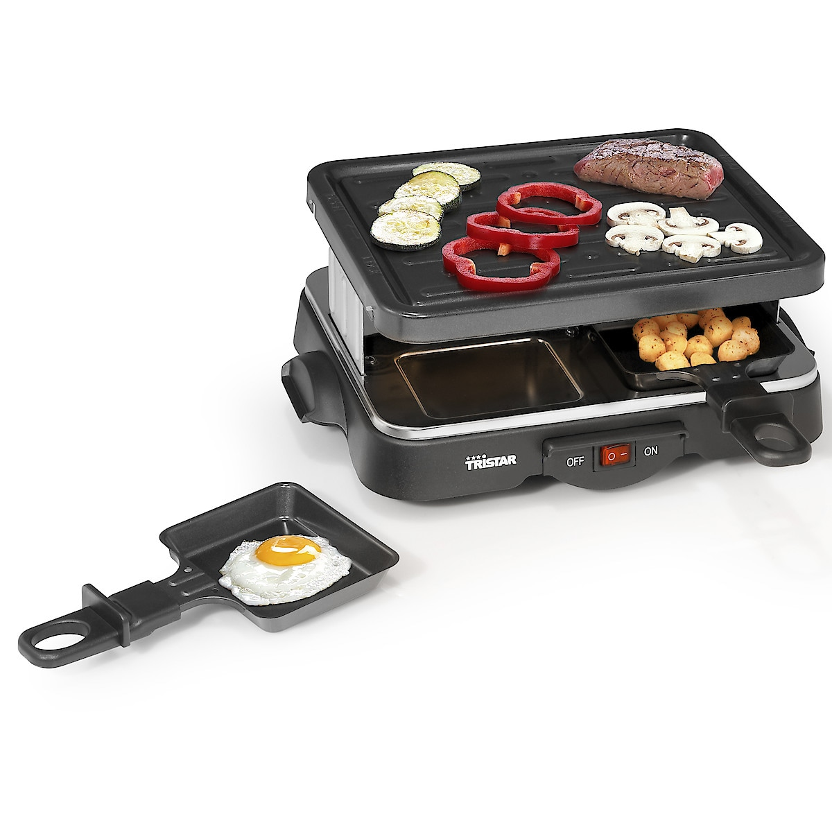 Raclette Tristar RA-2949
