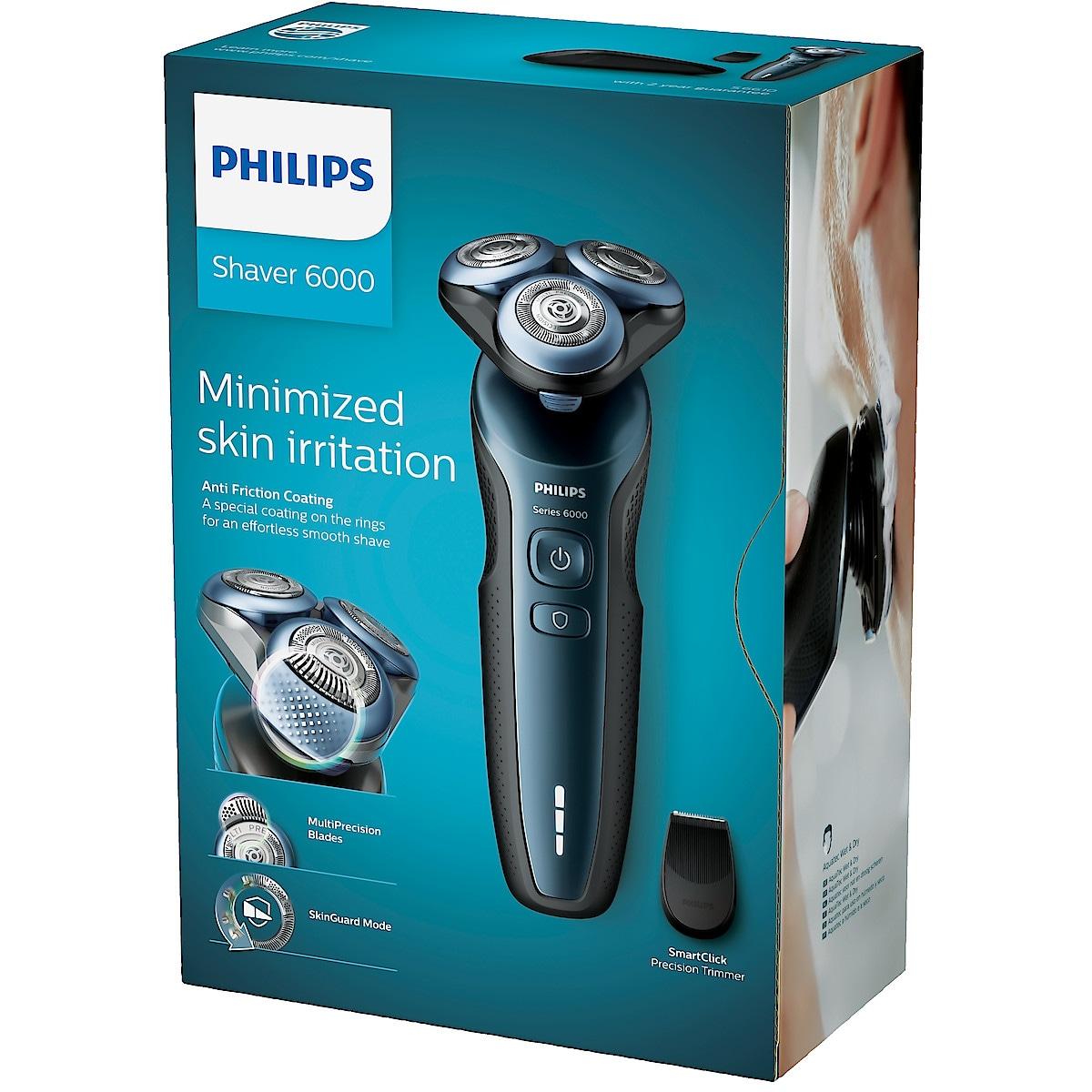 Philips Series 6000, S6610/11, barbermaskin