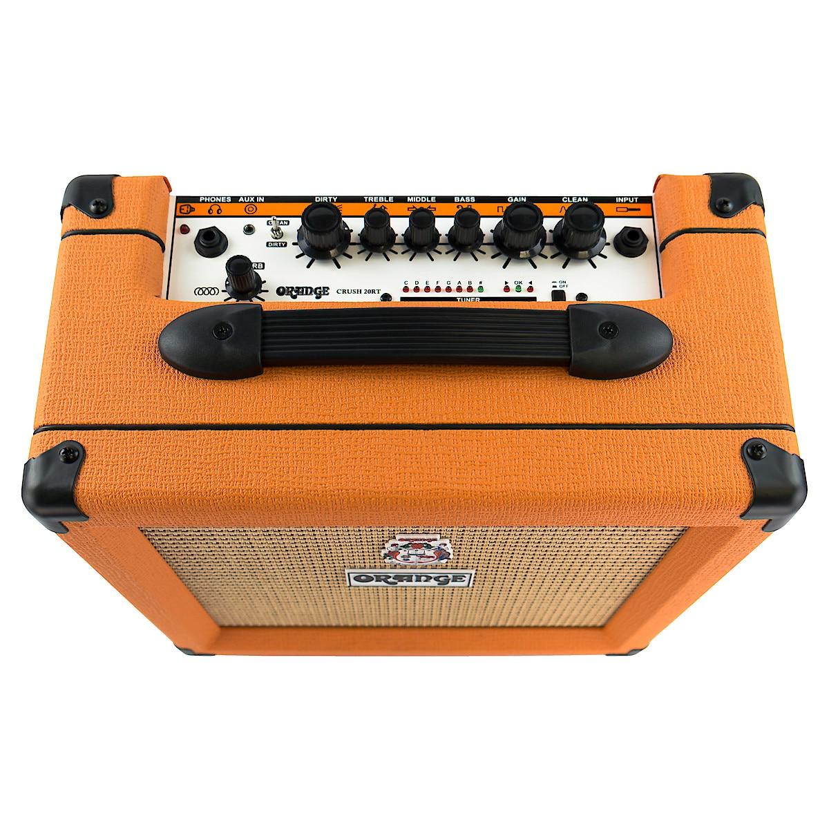 Orange Crush 20RT forsterker