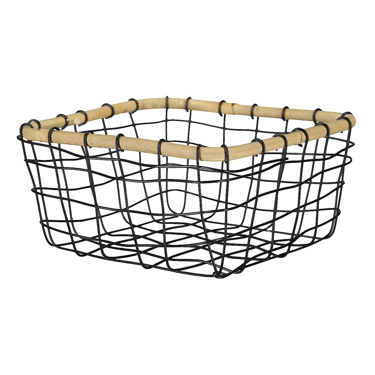 Trådkorg metall/rotting