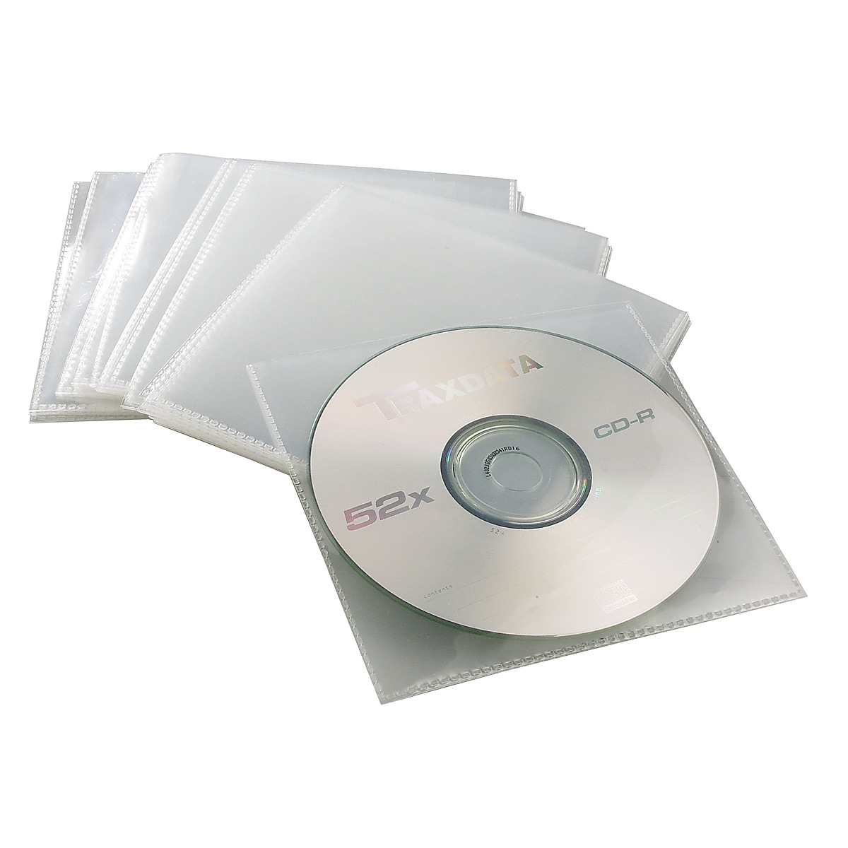 CD-/DVD-tasku Exibel
