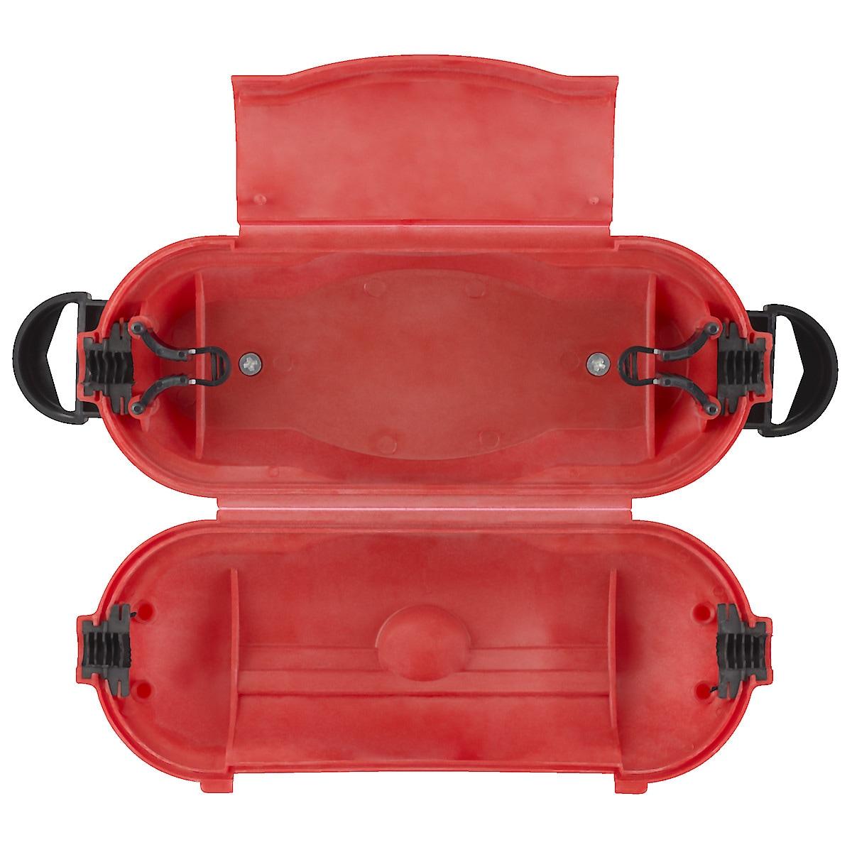 Skyddsbox för skarvsladdar