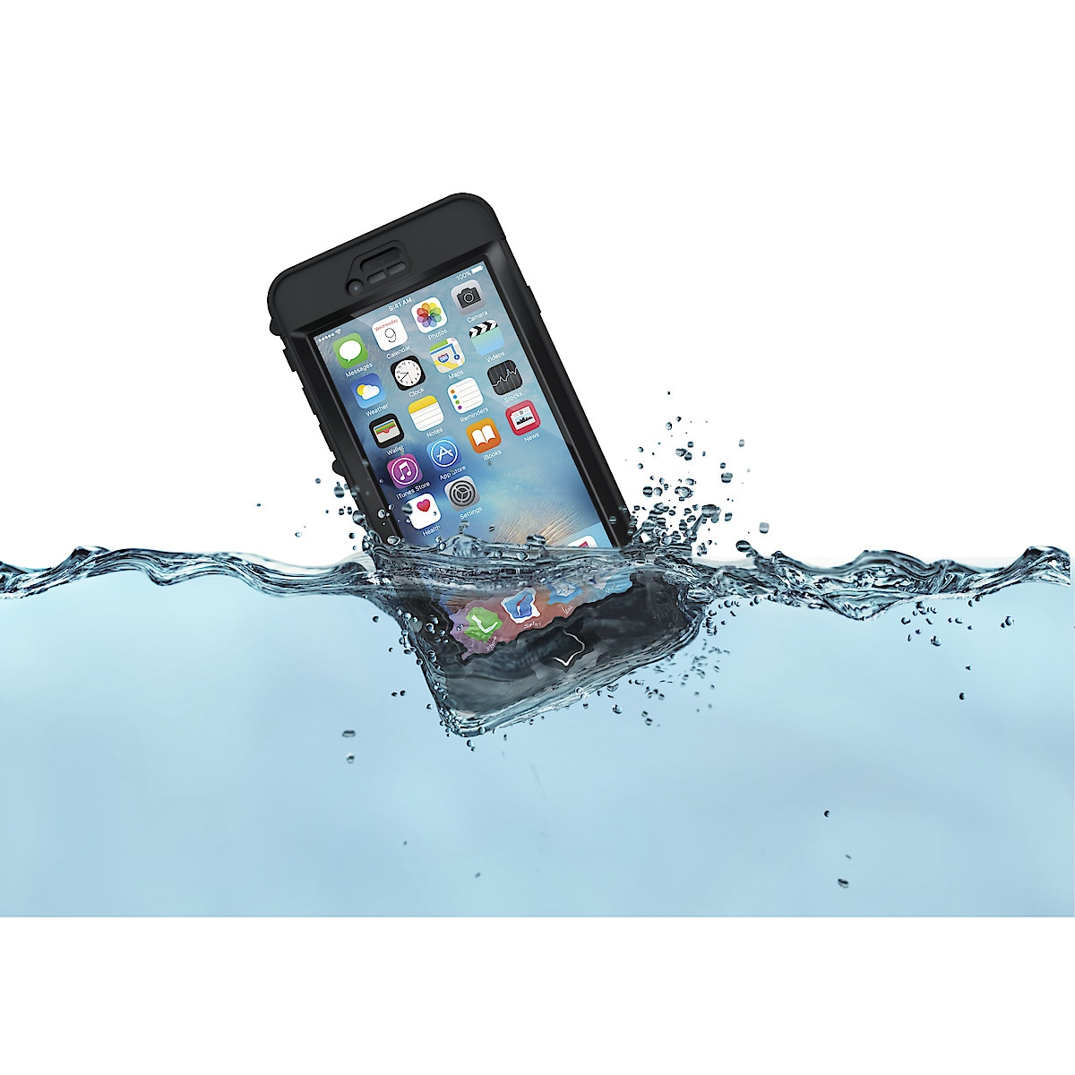 Lifeproof Nuud Mobile Phone Case for iPhone 6S