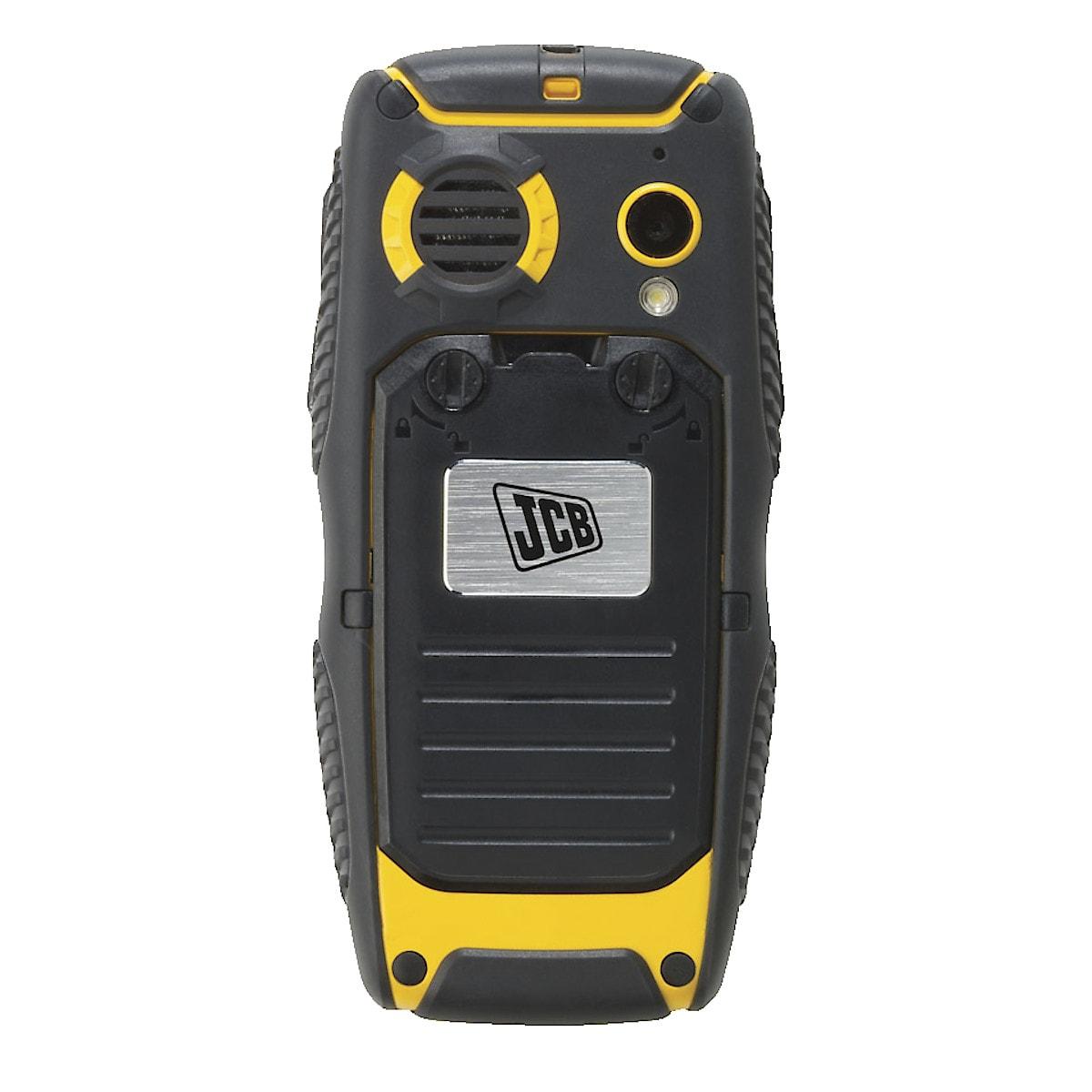 JCB Toughphone Pro-Talk mobiltelefon