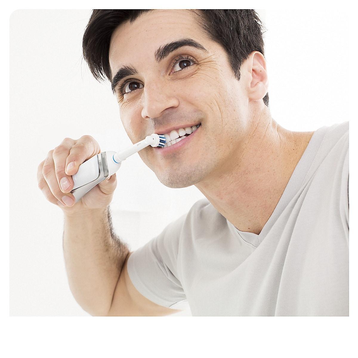 Oral-B 3D White børstehoder, refill, 5 stk/pk