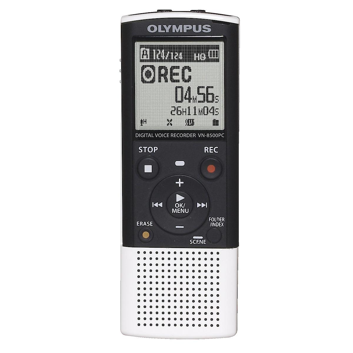 Olympus VN-8500PC digital diktafon