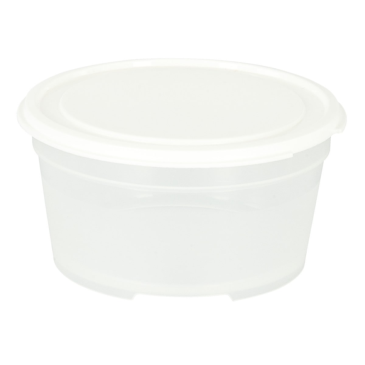 Set of 3 Coline Round Food Containers