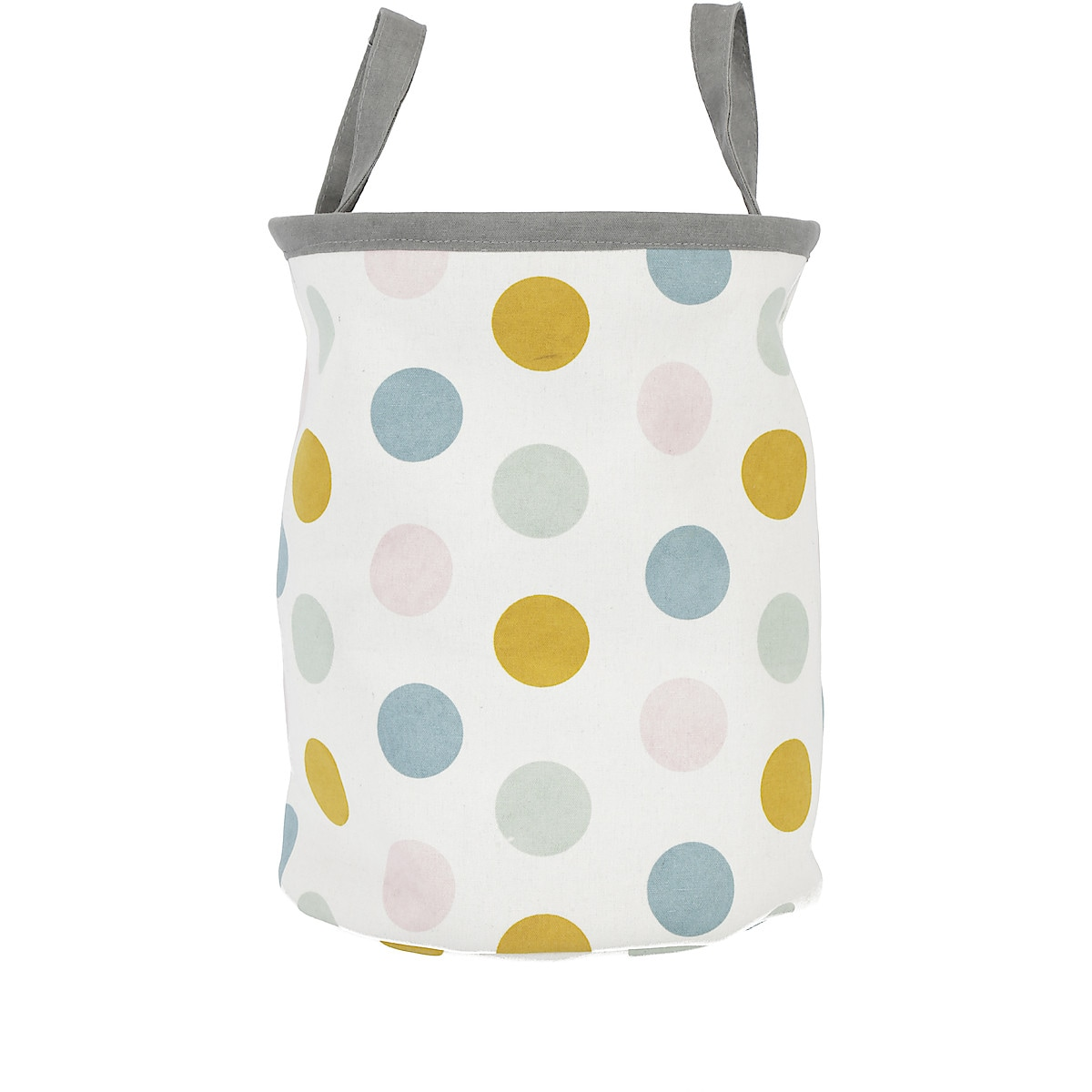 Small Storage Basket, Dots