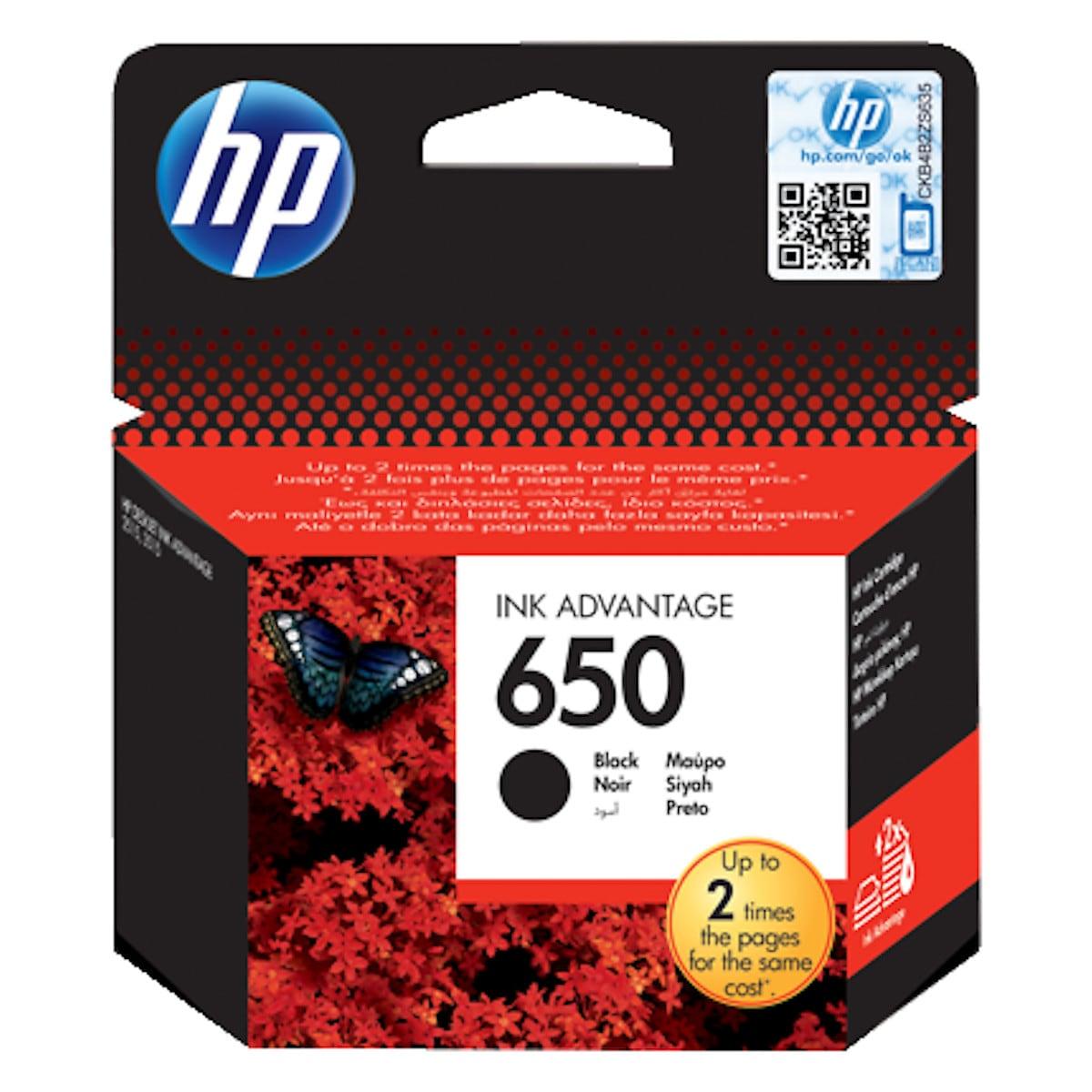 Bläckpatron HP ink Advantage 650