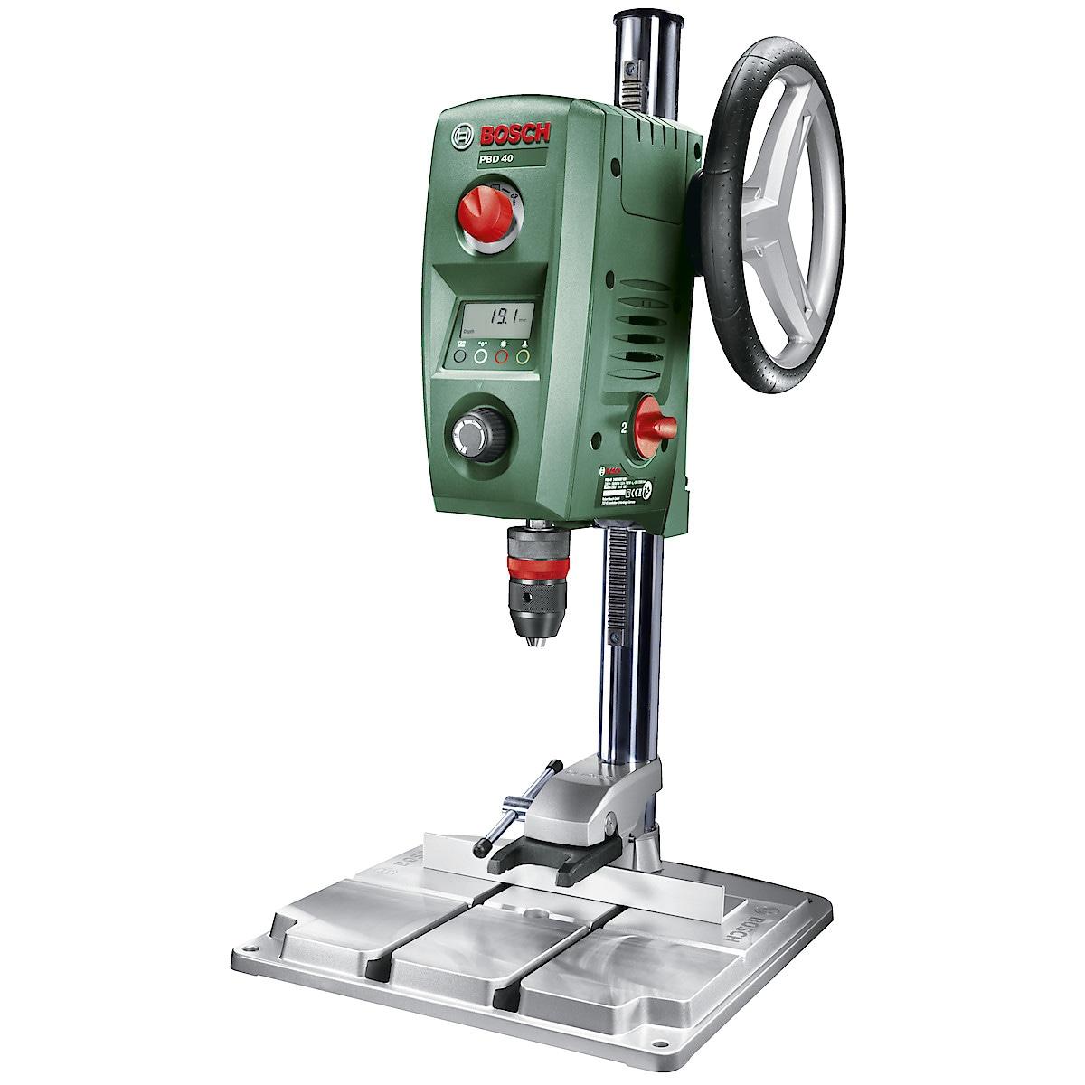 Pylväsporakone Bosch PBD 40