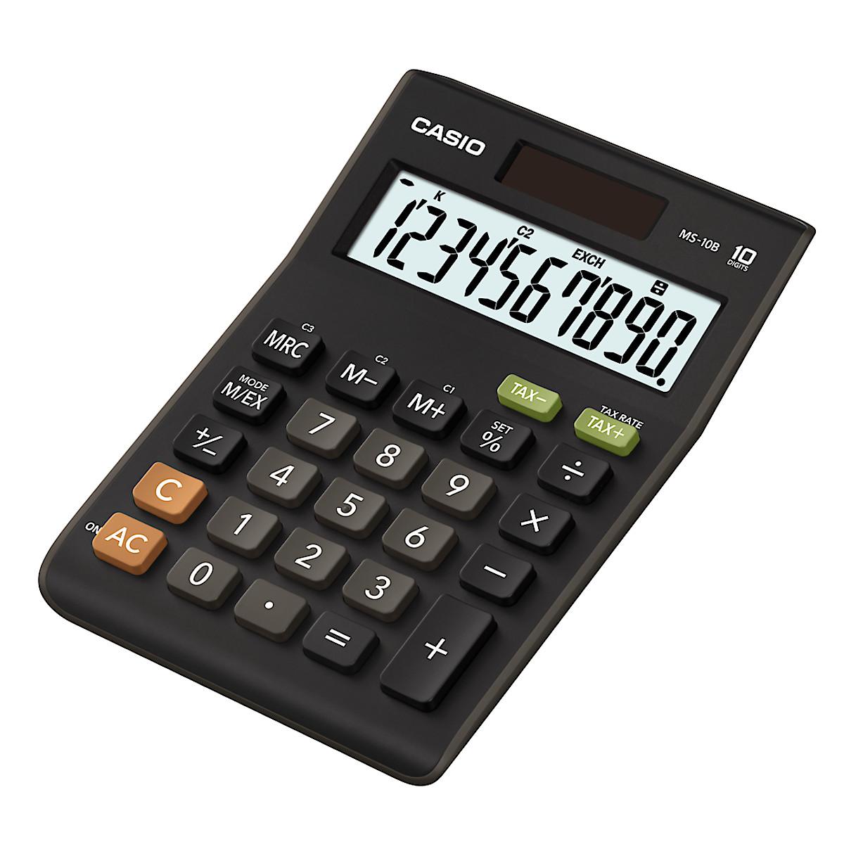 Casio MS-10B Desk Calculator